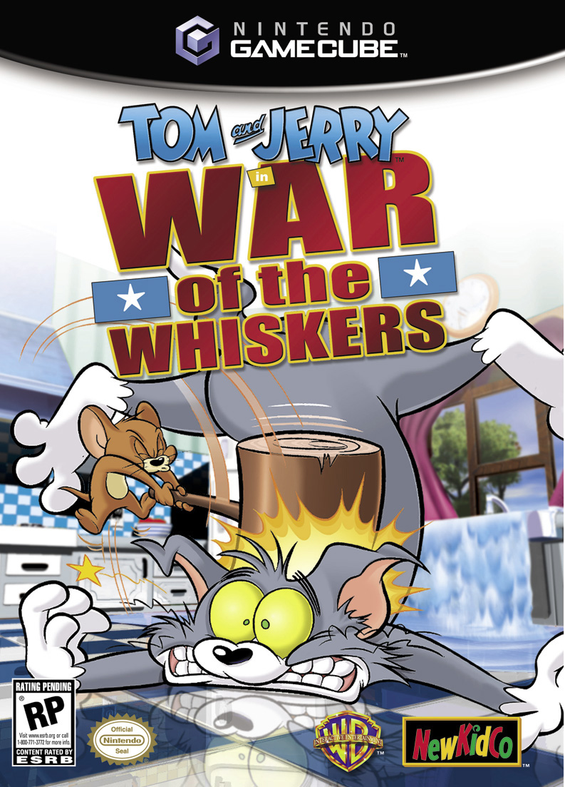 Tom And Jerry Gams