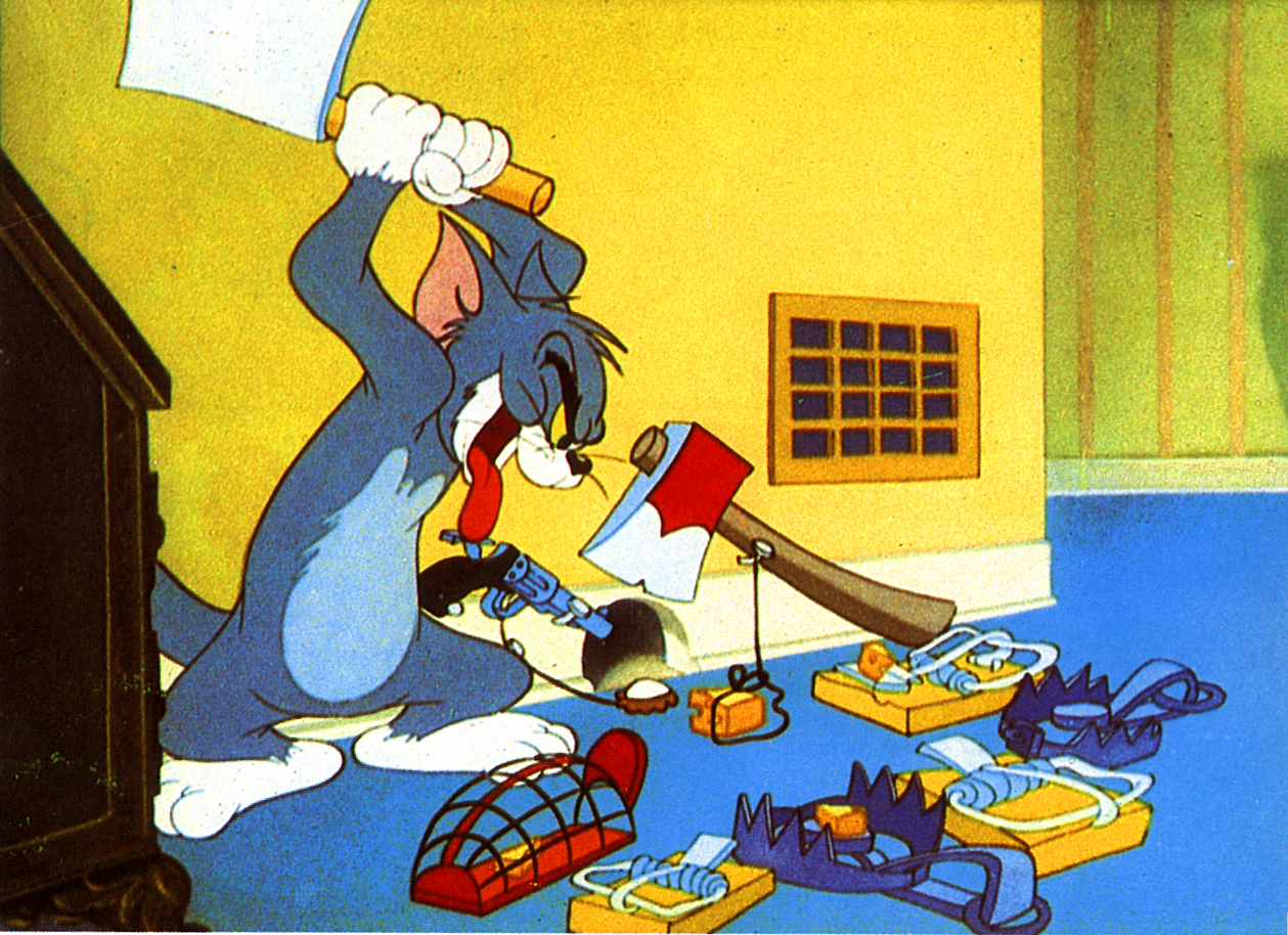 Tom And Jerry Tom And Jerry