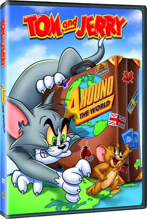Tom and Jerry - Around The World