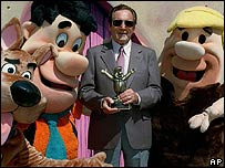 Hanna and Barbera won seven Academy Awards for Tom and Jerry